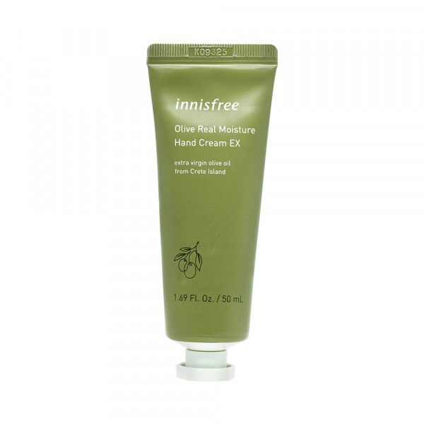 [INNISFREE] Olive Real Moisture Hand Cream EX - 50ml