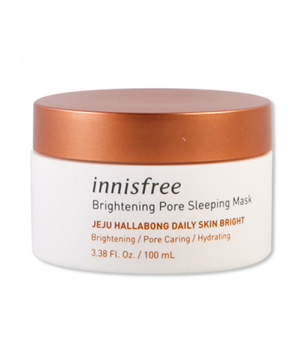 [INNISFREE] Brightening Pore Sleeping Mask - 100ml