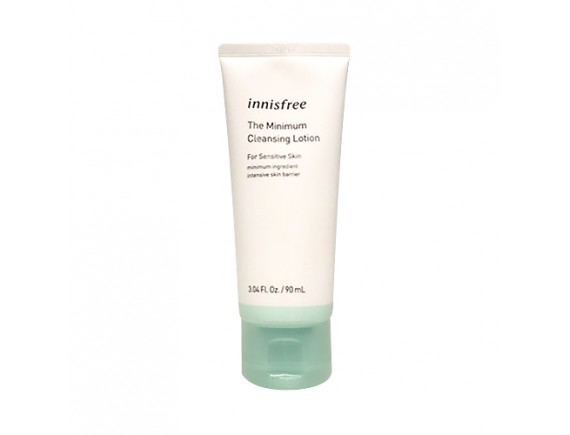 [INNISFREE] The Minimum Cleansing Lotion - 90ml (New)