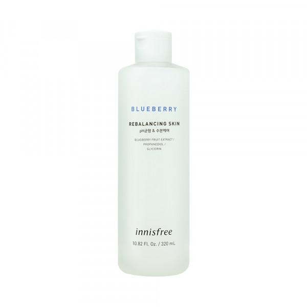 [INNISFREE] Blueberry Rebalancing Skin - 320ml