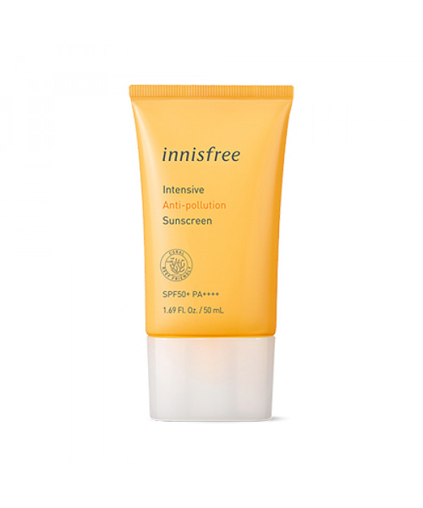 [INNISFREE] Intensive Anti Pollution Sunscreen (2020) - 50ml (SPF50+ PA++++)