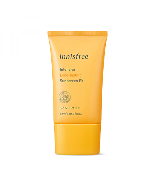 [INNISFREE] Intensive Long lasting Sunscreen EX - 50ml (SPF50+ PA++++)
