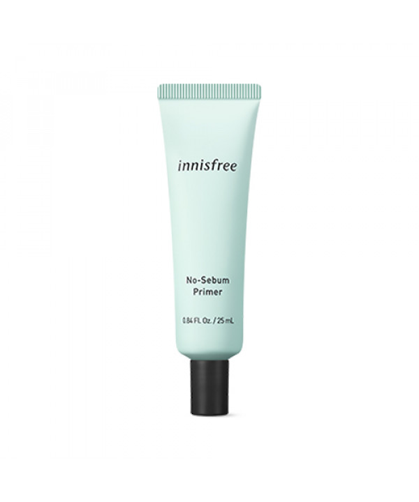 [INNISFREE] No Sebum Primer (2020) - 25ml