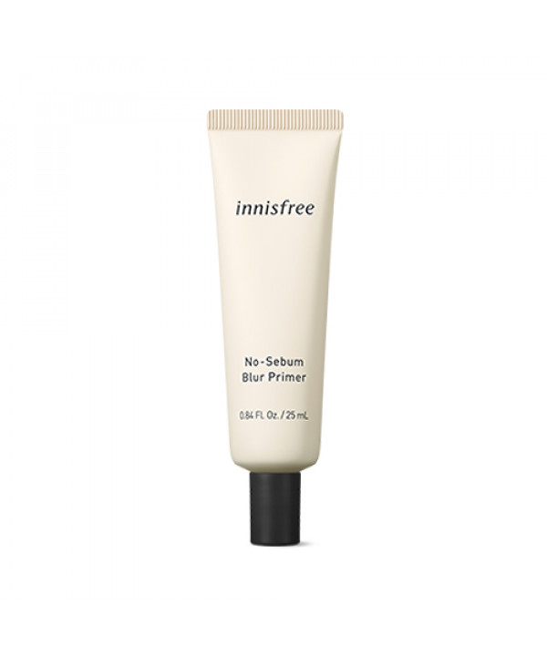 [INNISFREE] No Sebum Blur Primer (2020) - 25ml