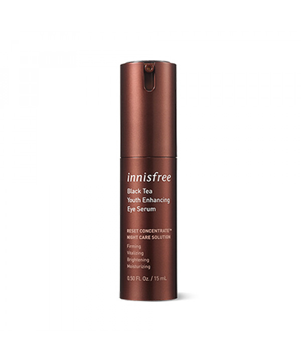 [INNISFREE] Black Tea Youth Enhancing Eye Serum - 15ml