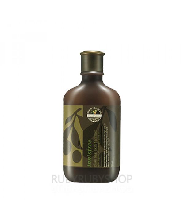 [INNISFREE] Olive Real Skin - 150ml (for Men)