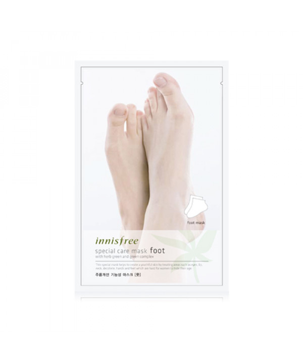[INNISFREE] Special Care Mask - 1Sheet (Foot)