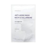 [INNISFREE] Anti Aging Mask Neck & Collarbone - 1pcs