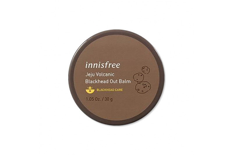 [INNISFREE] Jeju Volcanic Black Head Out Balm - 30g