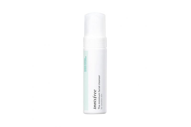 [INNISFREE] The Minimum Facial Cleanser - 70ml (New)