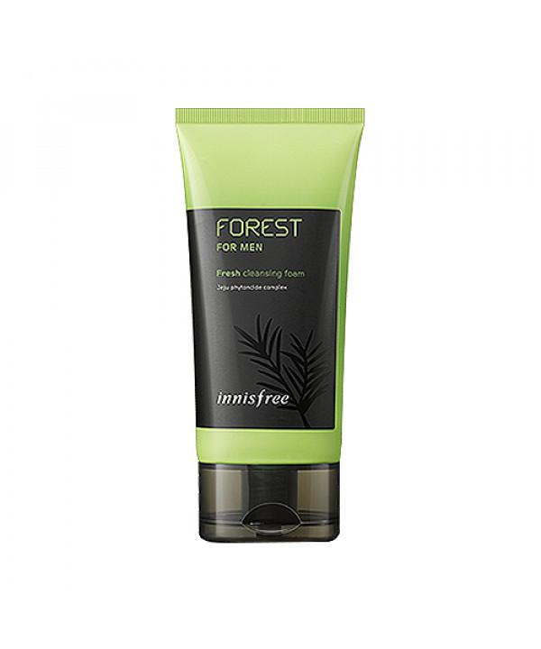 [INNISFREE] Forest For Men Fresh Cleansing Foam - 150ml