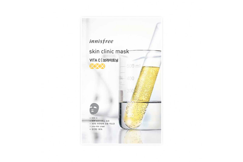 [INNISFREE] Skin Clinic Mask - 1pcs