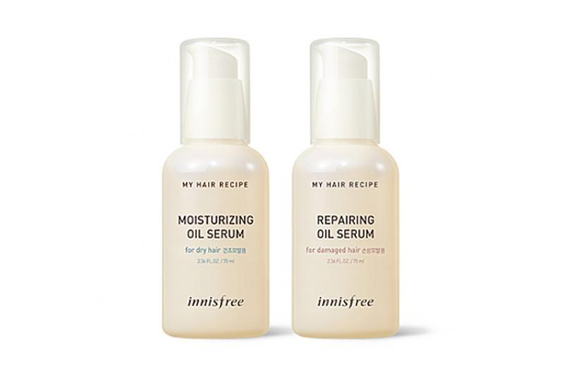 [INNISFREE] My Hair Recipe Oil Serum - 70ml