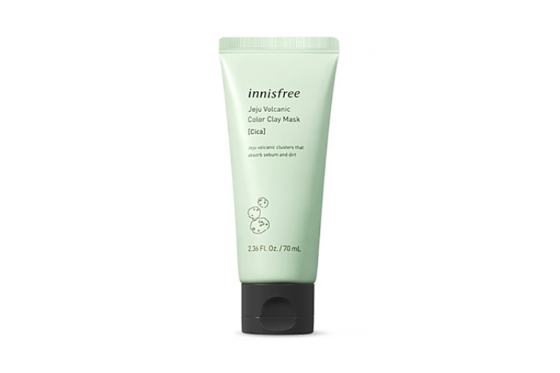 [INNISFREE] Jeju Volcanic Color Clay Mask (2019) - 70ml