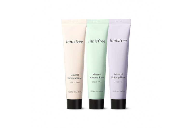 [INNISFREE] Mineral Makeup Base (2019) - 40ml (SPF30 PA++)