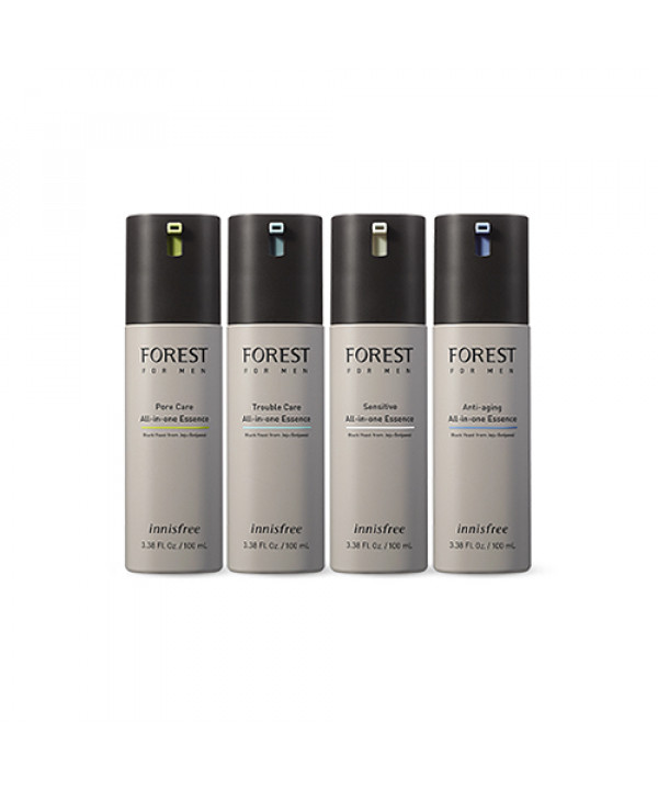 [INNISFREE] Forest For Men All In One Essence (2019) - 100ml