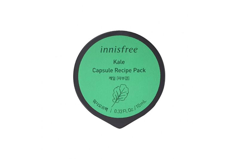 [INNISFREE] Capsule Recipe Pack (2019) - 10ml