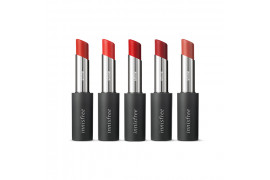 [INNISFREE] Real Fit Shine Lipstick - 3.3g