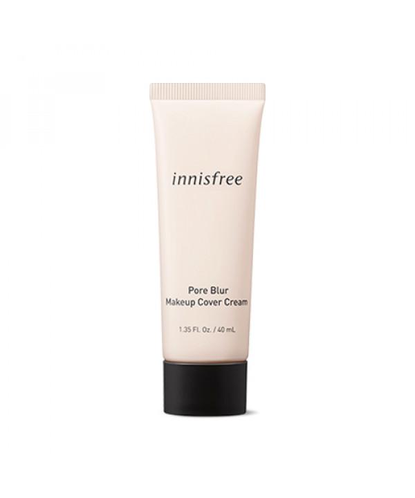 [INNISFREE] Pore Blur Makeup Cover Cream - 40ml (SPF50+ PA++++)