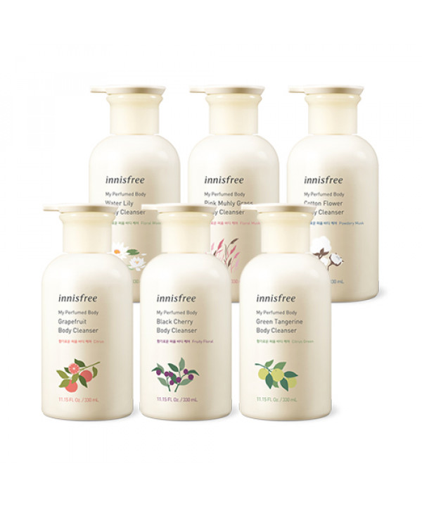 [INNISFREE] My Perfumed Body Body Cleanser (2020) - 330ml