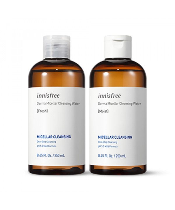 [INNISFREE] Derma Micellar Cleansing Water - 250ml
