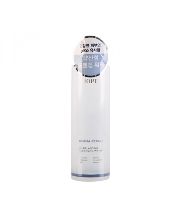 W-[IOPE] Derma Repair Cleansing Water - 500ml x 10ea