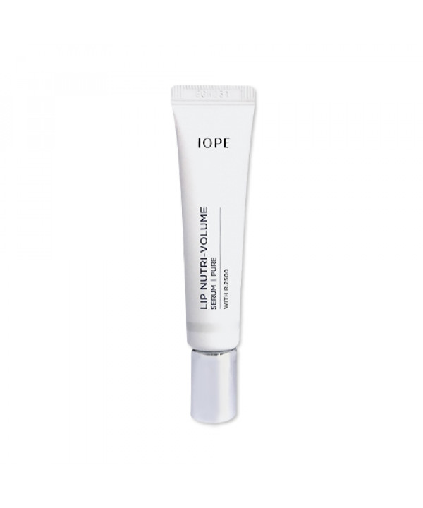 [IOPE] Lip Nutri Volume Serum - 15g No.Pure