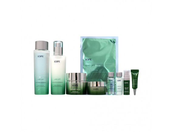 [IOPE] Live Lift Special Gift Set - 1pack (10items)