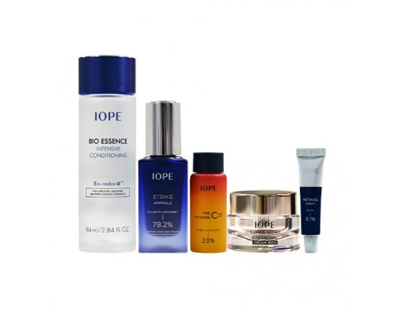 [IOPE] Skin Future Series - 1pack (5items) No.Perfect Skin