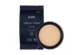 [IOPE] Perfect Cover Cushion Refill - 15g (SPF50+ PA+++)