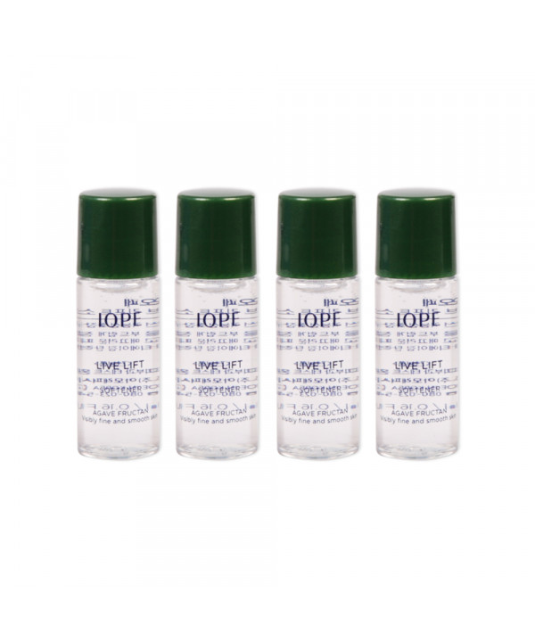 [IOPE_Sample] Live Lift Softner Samples - 5ml x 4ea