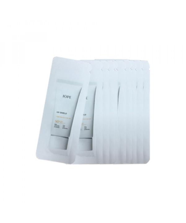 [IOPE_Sample] UV Shield Sun Protector XP Samples - 10pcs (SPF50+ PA++++)