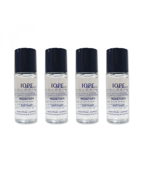 [IOPE_Sample] Moistgen Softener Samples - 5ml x 4ea