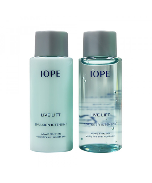 [IOPE_Sample] Live Lift Trial Kit Sample - 1pack (2items)