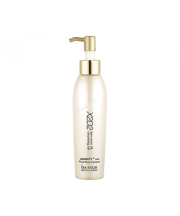 [ISA KNOX] X2D2 Turn Over 28 Cleansing Oil - 170ml