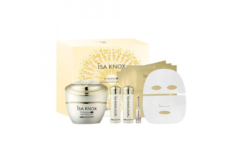 [ISA KNOX] Te'rvina LX Regenerating Cream Special Set - 1pack (6items)