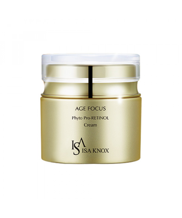 [ISA KNOX] Age Focus Phyto Pro Retinol Cream - 50ml