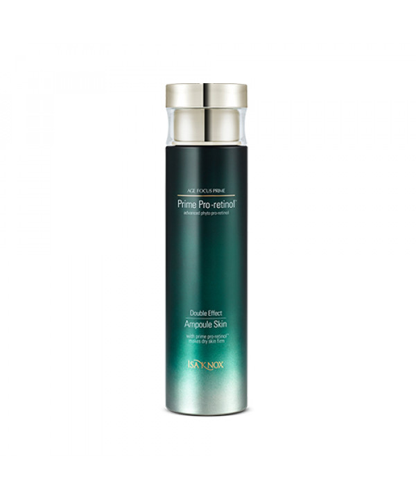 W-[ISA KNOX] Age Focus Prime Double Effect Ampoule Skin Softener - 160ml x 10ea