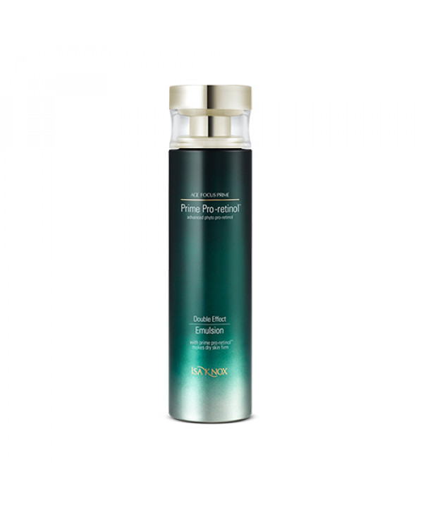 [ISA KNOX] Age Focus Prime Double Effect Emulsion - 160ml