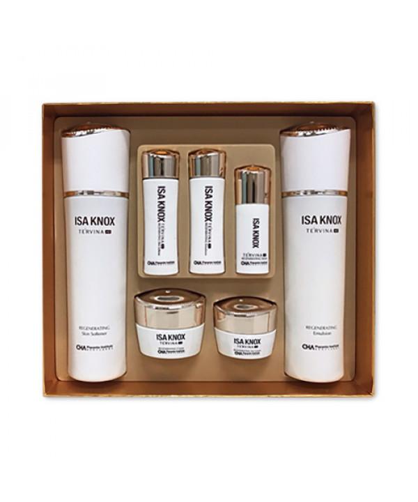 [ISA KNOX] Tervina AD Regenerating Skin Care Set - 1pack (7items)