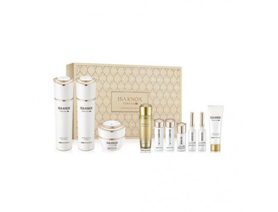 [ISA KNOX] Tervina AD Regenerating Skin Care Set - 1pack (10items)