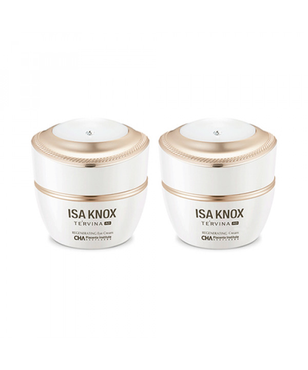 [ISA KNOX] Tervina AD Regenerating Eye Cream & Cream Duo Set - 1pack (2items)