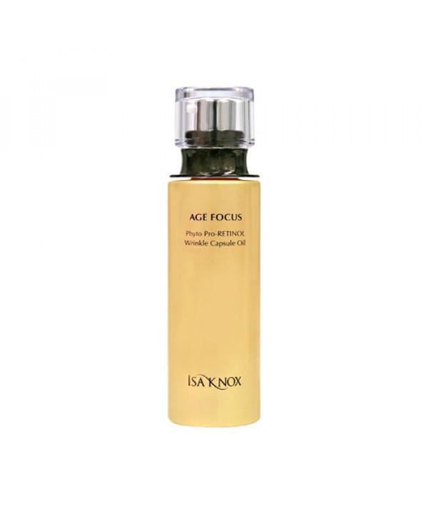 [ISA KNOX] Age Focus Phyto Pro Retinol Wrinkle Capsule Oil - 35ml