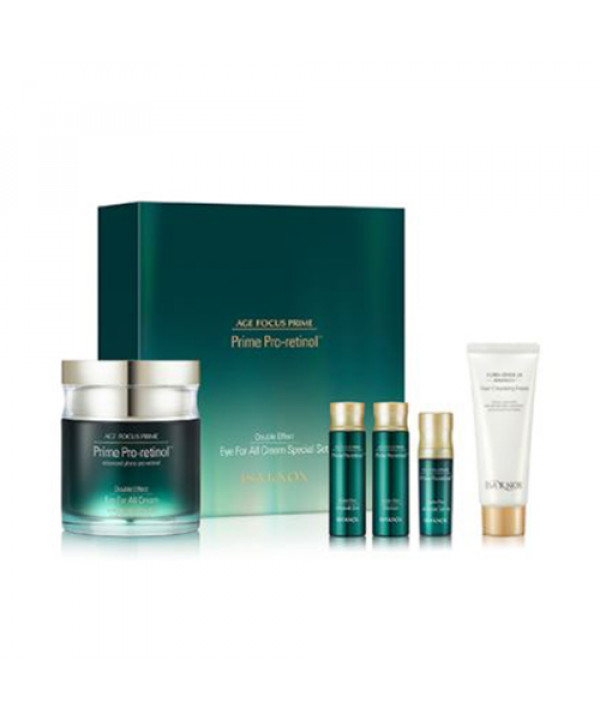 W-[ISA KNOX] Age Focus Prime Double Effect Eye For All Cream Special Set - 1pack (5items) x 10ea
