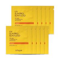 [ISA KNOX_Sample] UV Sun Pro 365 Extreme Sun Fluid Samples - 10pcs (SPF50+ PA++++)