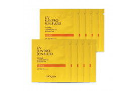 [ISA KNOX_Sample] UV Sun Pro 365 Extreme Sun Fluid Samples - 10pcs (SPF50+ PA++++)