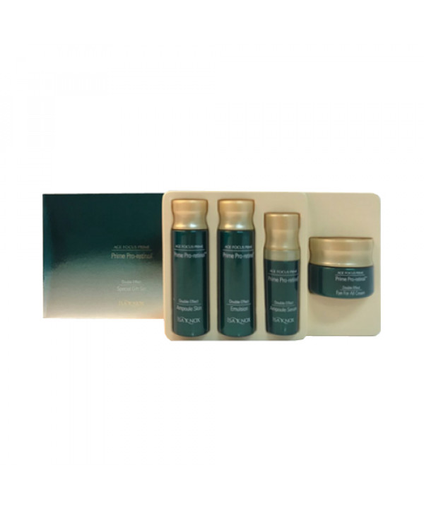 [ISA KNOX_Sample] Age Focus Prime Double Effect Special Gift Set Sample - 1pack (4items)