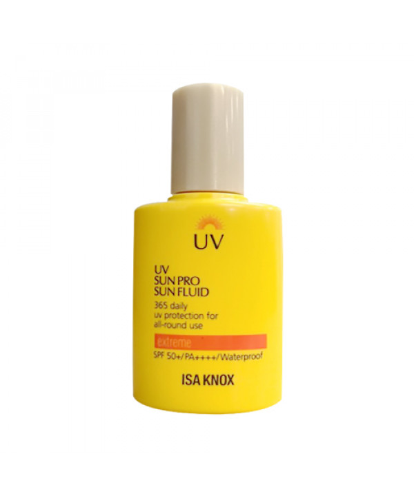 [ISA KNOX_Sample] UV Sun Pro 365 Extreme Sun Fluid Sample - 30ml (SPF50+ PA++++)