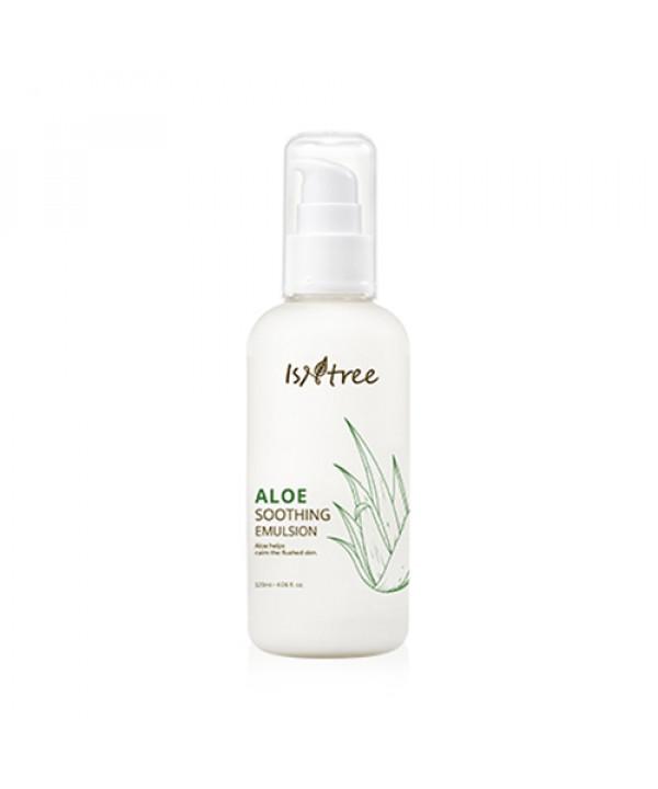 [ISNTREE] Aloe Soothing Emulsion - 120ml