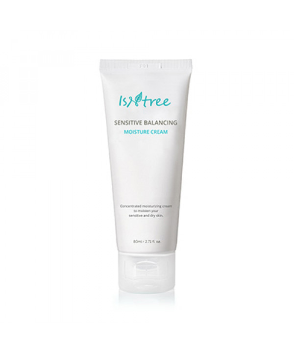 [ISNTREE] Sensitive Balancing Moisture Cream - 80ml